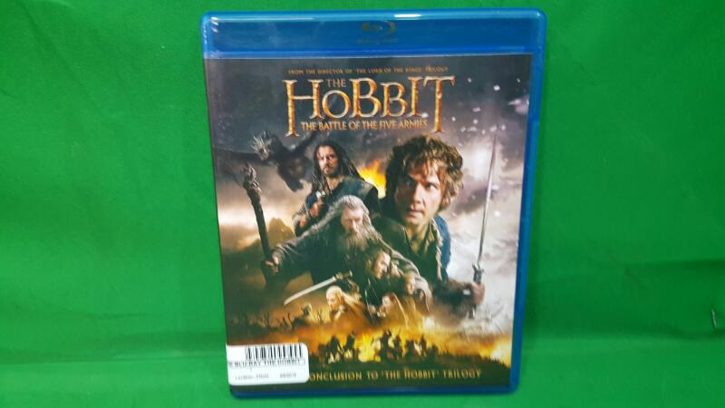 BLU-RAY MOVIE Blu-Ray THE HOBBIT