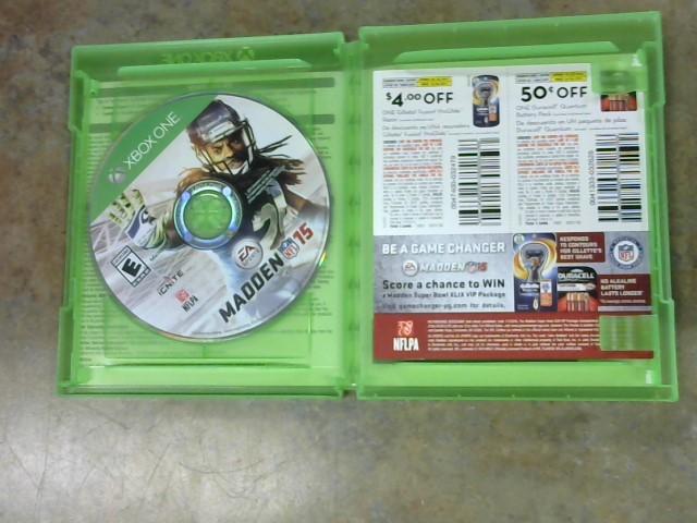 MICROSOFT Microsoft XBOX One Game MADDEN 15 - XBOX ONE