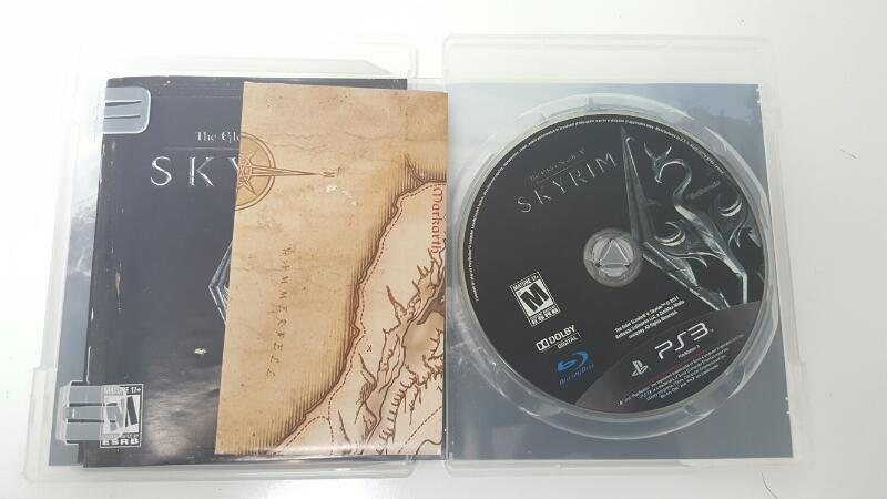 SONY Sony PlayStation 3 Game SKYRIM