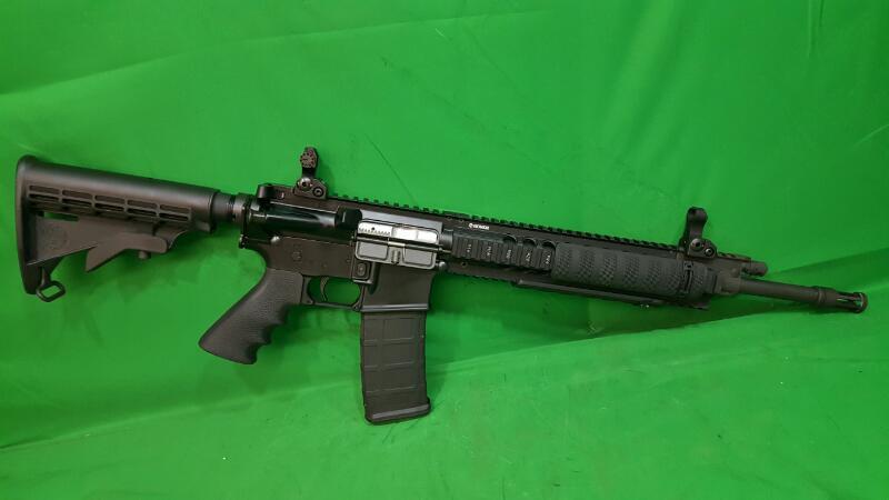 RUGER Rifle SR 556