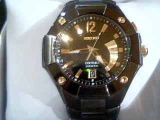SEIKO Gent's Wristwatch SRN023