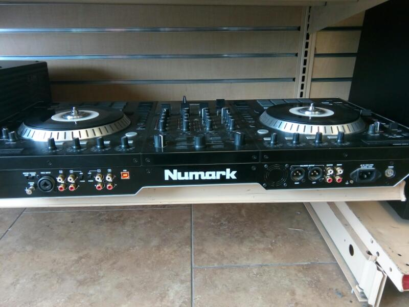 NUMARK ELECTRONICS DJ Equipment NS7 II