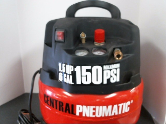 CENTRAL PNEUMATIC Air Compressor 62380
