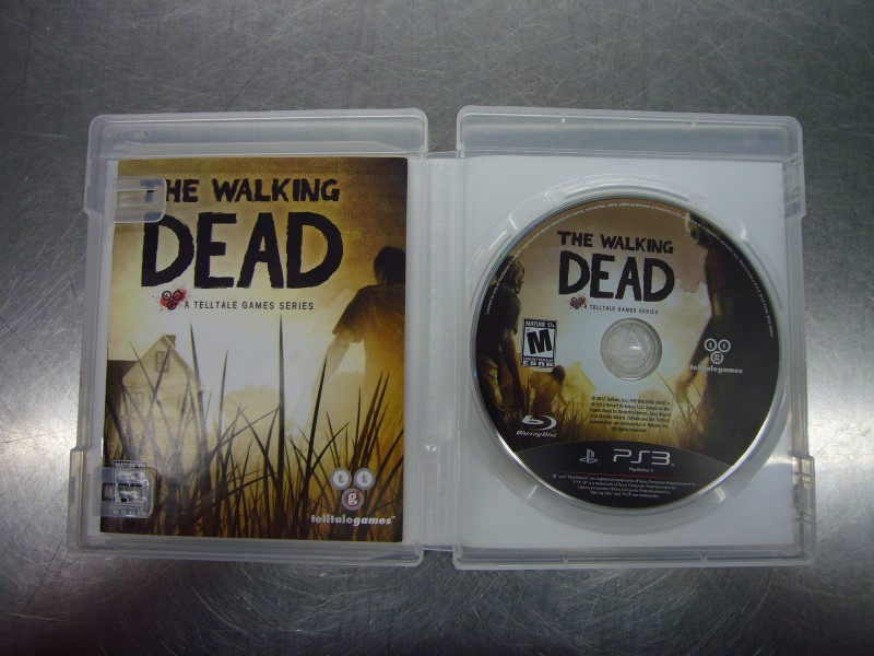 SONY PlayStation 3 Game THE WALKING DEAD