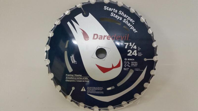 BOSCH Drill Bits/Blades DAREDEVIL