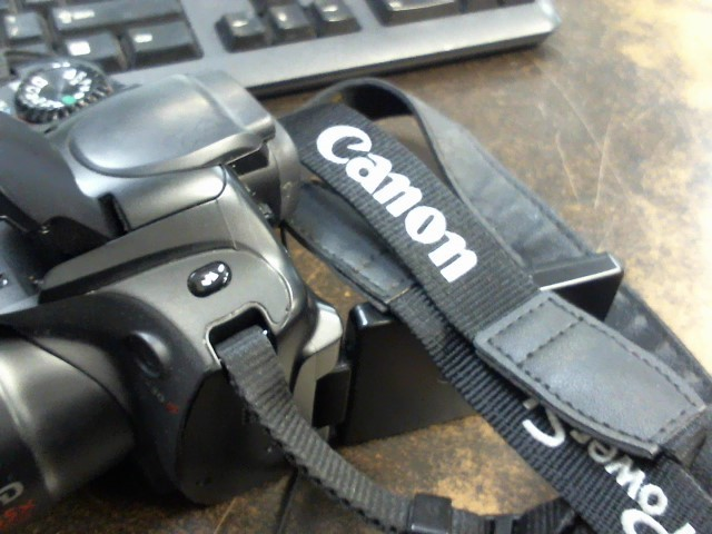 CANON Digital Camera POWERSHOT SX30 IS