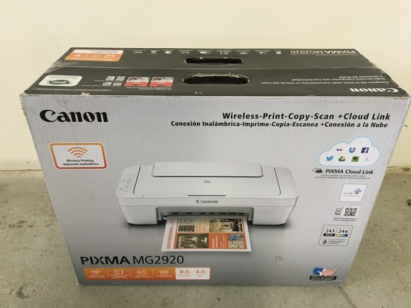 CANON Printer PIXMA MG2920