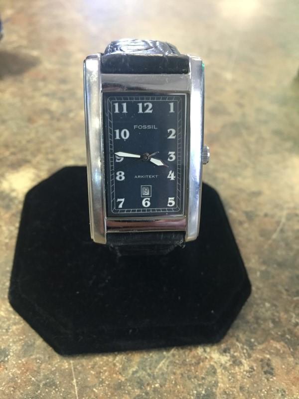 FOSSIL Gent's Wristwatch FS2837