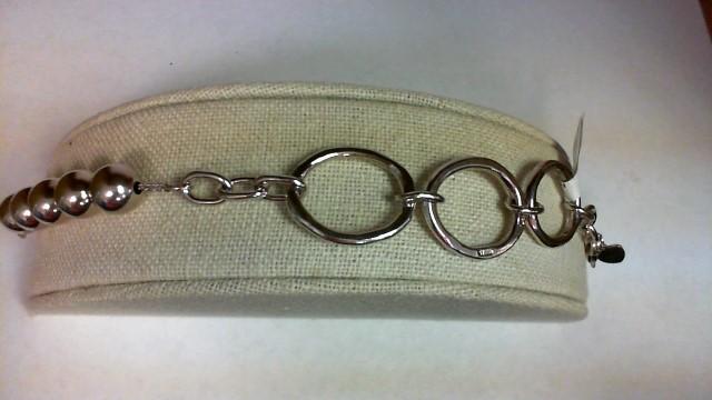Silver Fashion Bracelet 999 Silver 19.7g