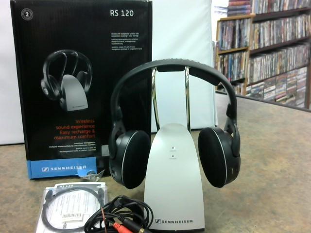 SENNHEISER Headphones RS 120