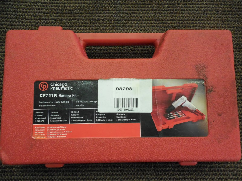 CHICAGO PNEUM. AIR HAMMER CP711