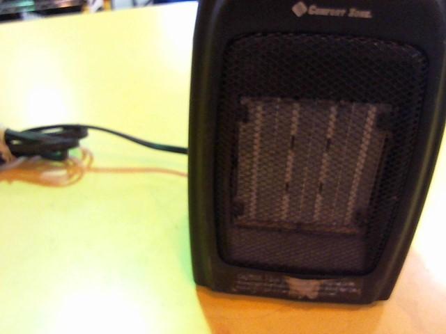 COMFORT ZONE Heater HEATER CZ442