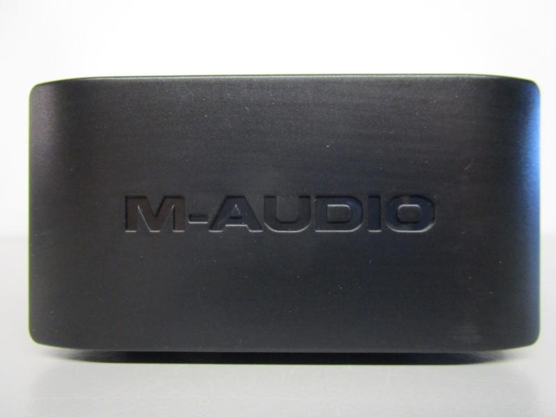 M-AUDIO M-TRACK PLUS 2-CHANNEL AUDIO INTERFACE