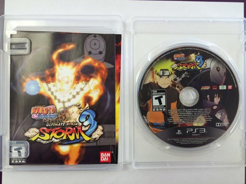 Naruto Shippuden: Ultimate Ninja Storm 3 - Sony Playstation 3, 2013