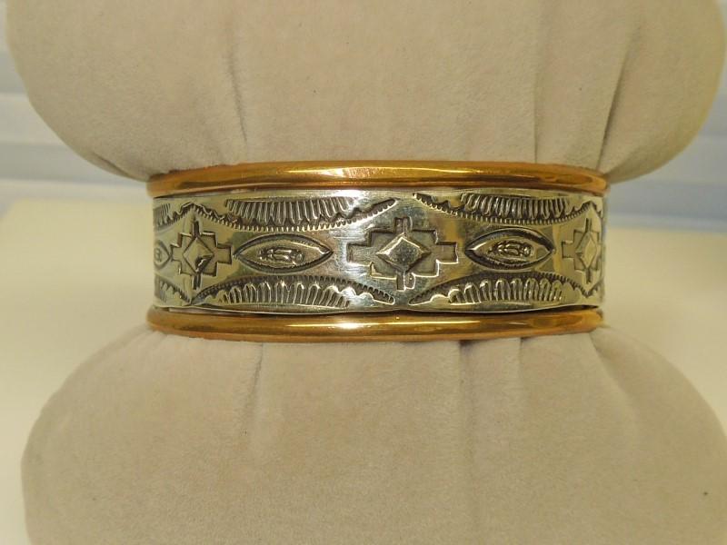 Silver Bracelet 925 Silver 32.2g