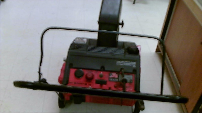 "MTD 21"" SNOWBLOWER 4.5HP 31AE150-062"