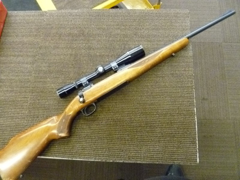 SAVAGE ARMS RIFLE 110E-H .30-06