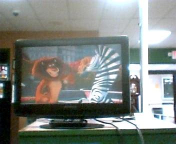 SANSUI Flat Panel Television HDLCD185W