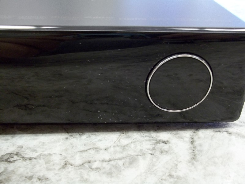 SAMSUNG Blu-Ray Player BD-P2500