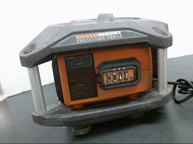 RIDGID TOOLS Radio R84082