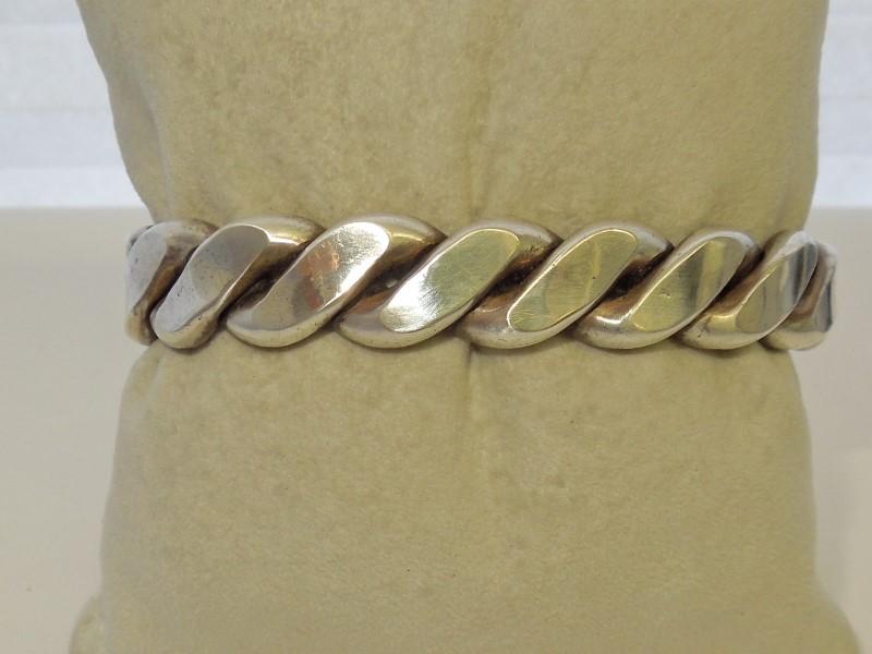 Silver Bracelet 925 Silver 65.1g