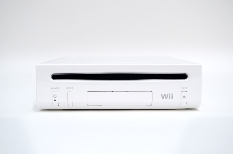 Nintendo Wii White Video Game Console RVL-101 Bundle - Free S&H >