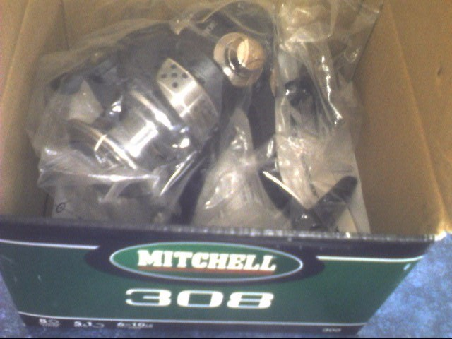 MITCHELL Fishing Tackle 308 REEL