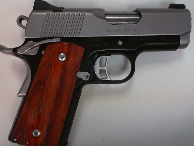 KIMBER Pistol ULTRA CDP II