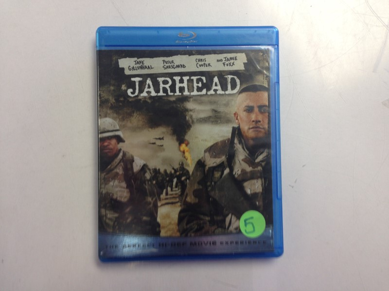 JARHEAD (Blu-ray Disc, 2008)