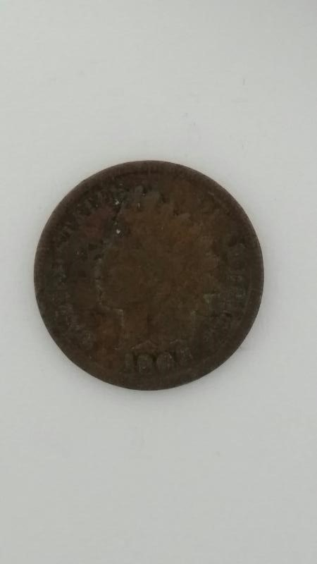 UNITED STATES COIN 1903 INDIAN HEAD PENNY