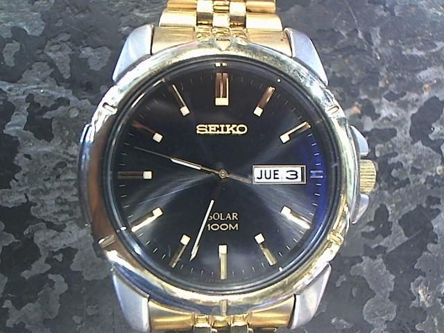 SEIKO Gent's Wristwatch V158-0AD0
