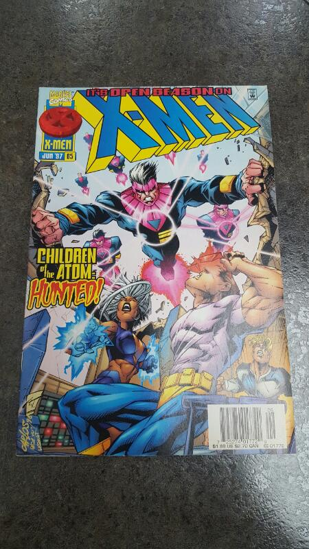 MARVEL COMICS Comic Book X-MEN