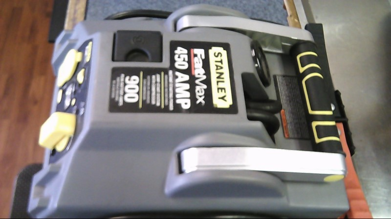 STANLEY Battery/Charger FAT MAX J45TK 450 AMP BATTERY CHARGER