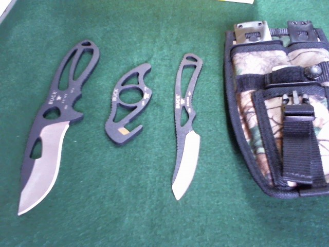 BUCK KNIVES Hunting Knife 0141BKSVP1-B