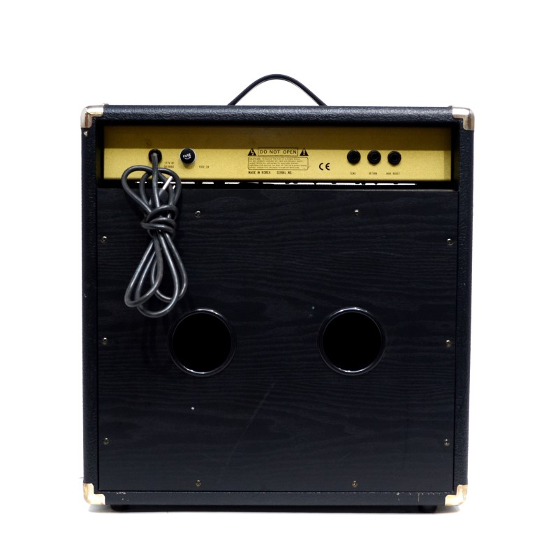 "Rogue CG50B 2 Channel 50W Bass Guitar Combo Amplifier Tweed 12"">"
