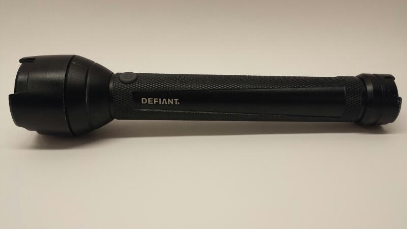 Defiant Flashlight
