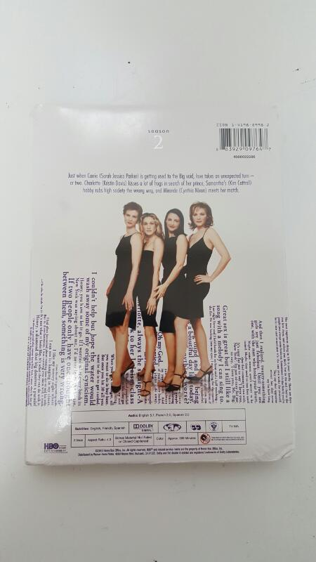 *NEW* Sex and the City Season 2 (DVD)