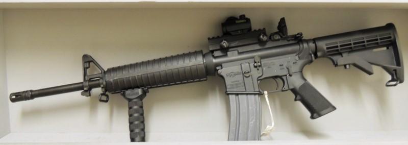CMMG Rifle MOD 4SA