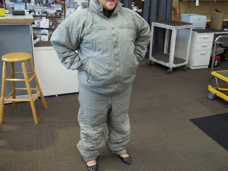 PRIMALOFT PARKA COAT AND PANTS