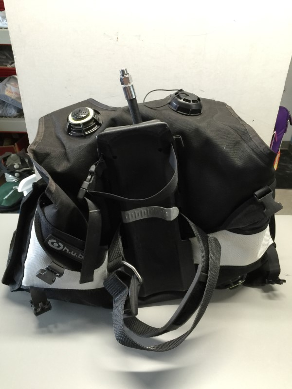 MARES HUB DIVING VEST XL SCUBA DIVING BOUYANCY COMPENSATOR VEST