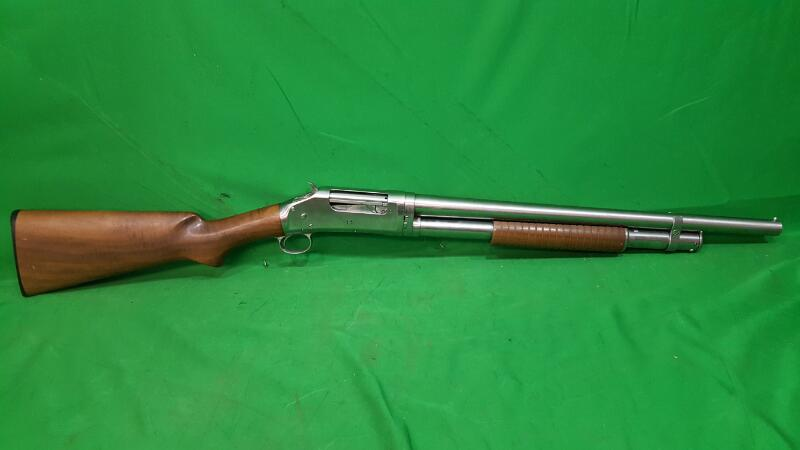 WINCHESTER 1897 Pump Trench Riot Gun Dates 1910