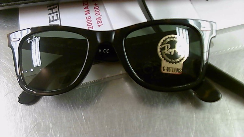 RAY-BAN SUNGLASSES RB2140 WAYFARER