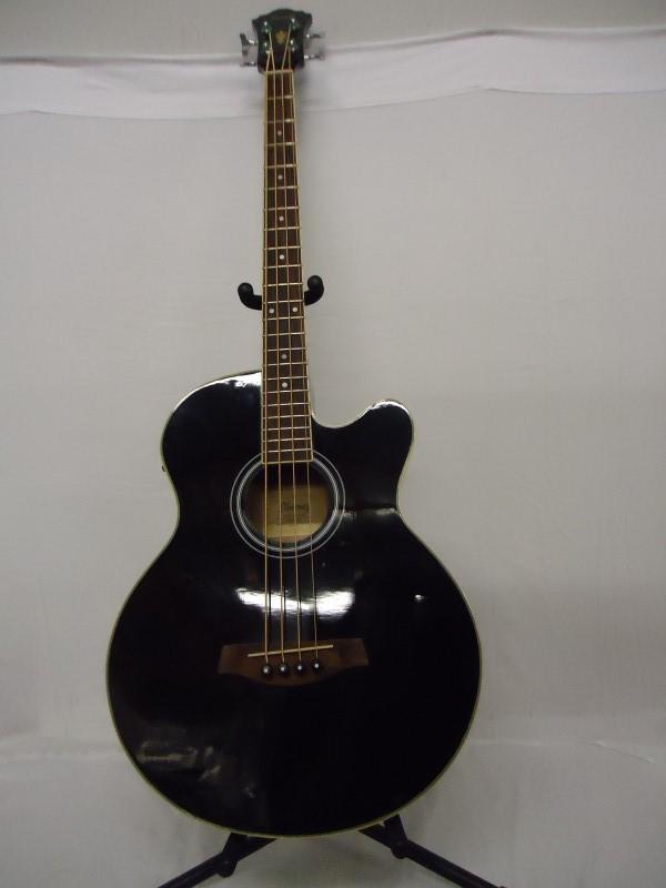 IBANEZ Bass Guitar AEB5E-BK