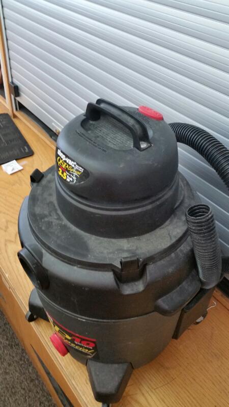 Shop-Vac Vacuum Cleaner QSP