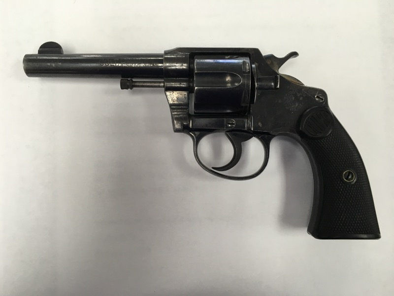 Colt - Police Positive .38 - .38 S&W