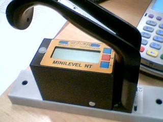WYLER AG Laser LeveMINILEVEL NT