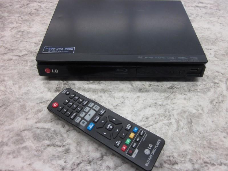 LG DVD PLAYER BPM33