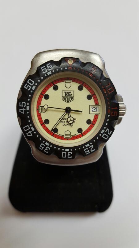 TAG HEUER Lady's Wristwatch FORMULA 1