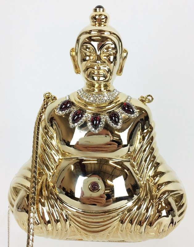 JUDITH LEIBER BUDDHA VINTAGE BAG
