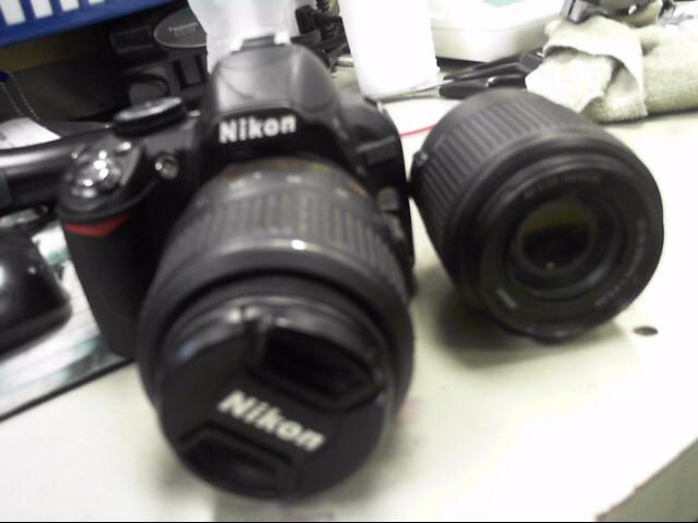 NIKON Digital Camera D3100 W/18-55MM LENS